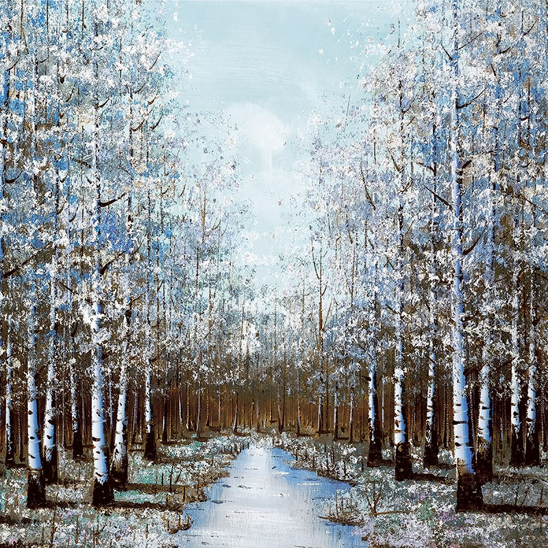 Season of Mists by Inam -  sized 12x12 inches. Available from Whitewall Galleries